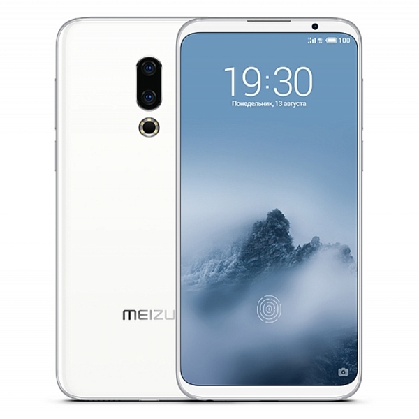 Meizu 16th 8 128Gb Moonlight White