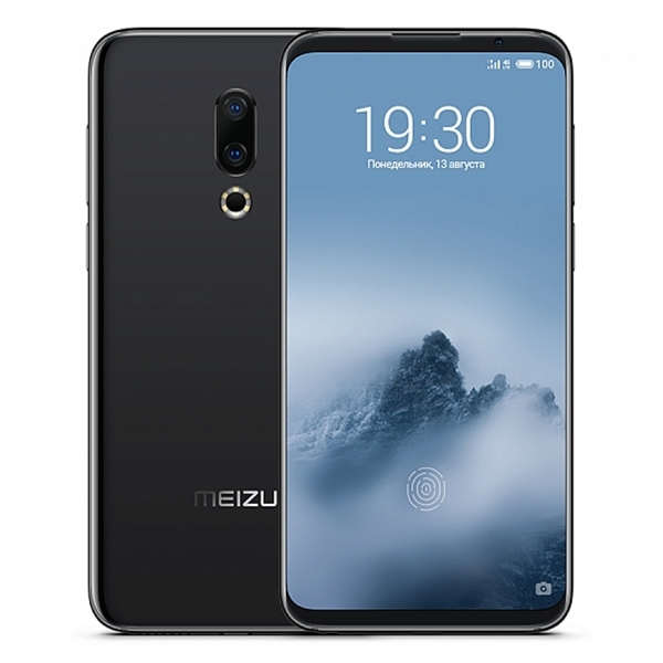 Meizu 16th 8 128Gb Midnight Black