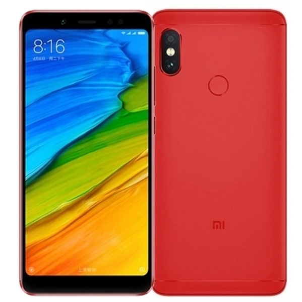 Xiaomi Redmi Note 5 4Gb 64Gb EU Red