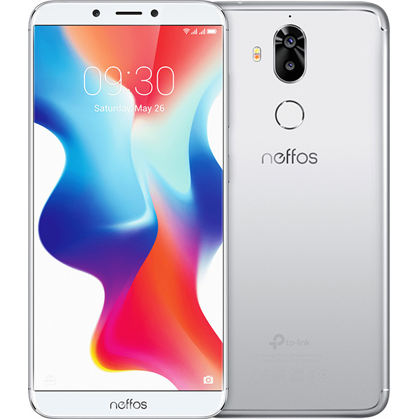 Tp-Link Neffos X9 Silver