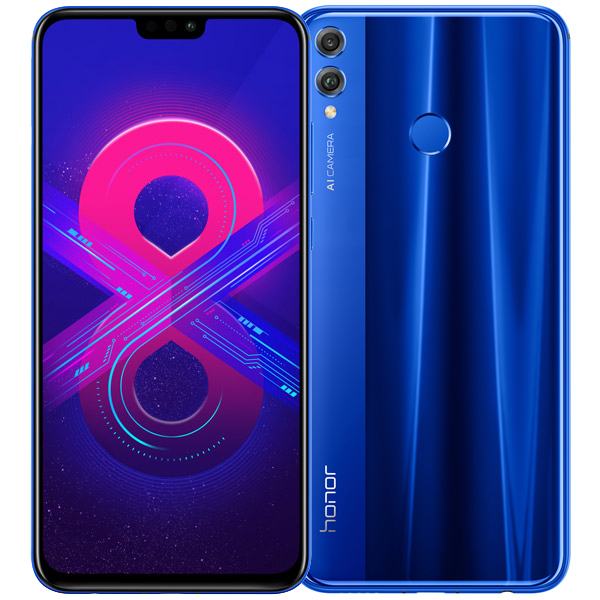 Huawei Honor 8X 4 128Gb Blue