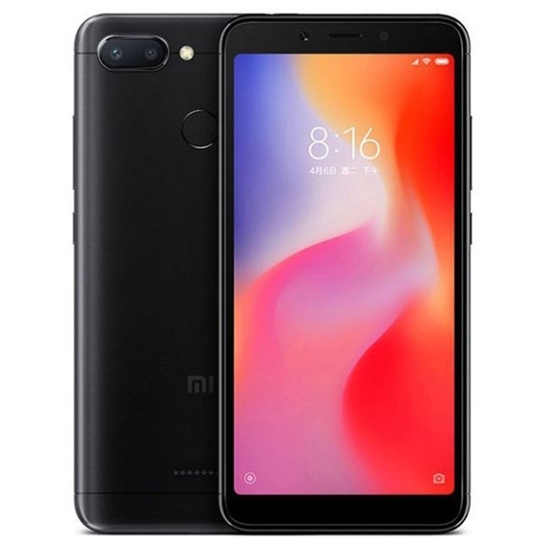 Xiaomi Redmi 6 3 64Gb EU Black