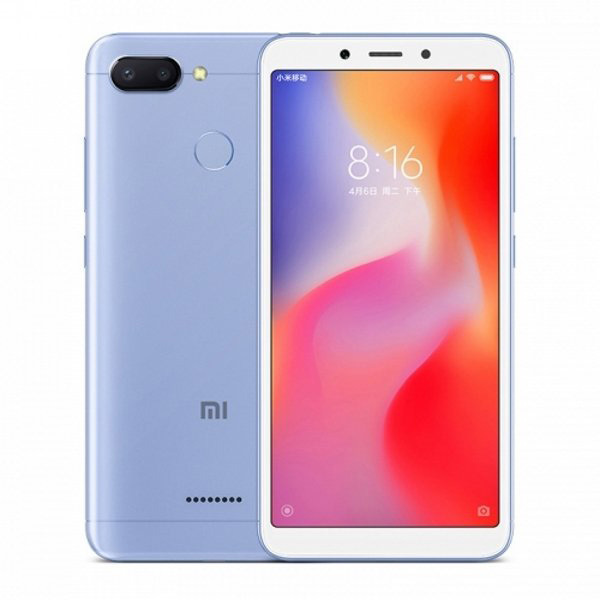 Xiaomi Redmi 6 3 64Gb EU Blue