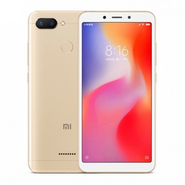 Xiaomi Redmi 6 3 64Gb EU Gold