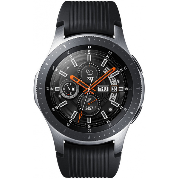 Samsung Galaxy Watch (46 mm) SM-R800NZSASER Silver