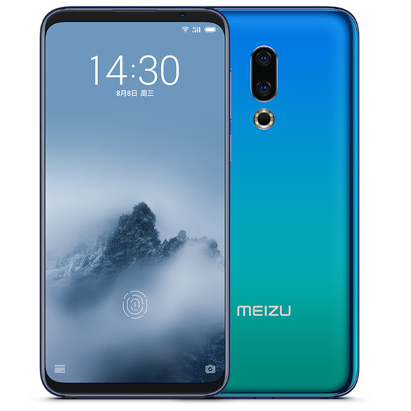 Meizu 16th 8 128Gb M882H Blue