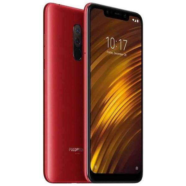 Xiaomi Pocophone F1 6 64Gb EU Red