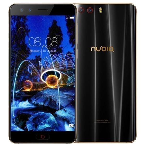 ZTE Nubia Z17 miniS Black Gold