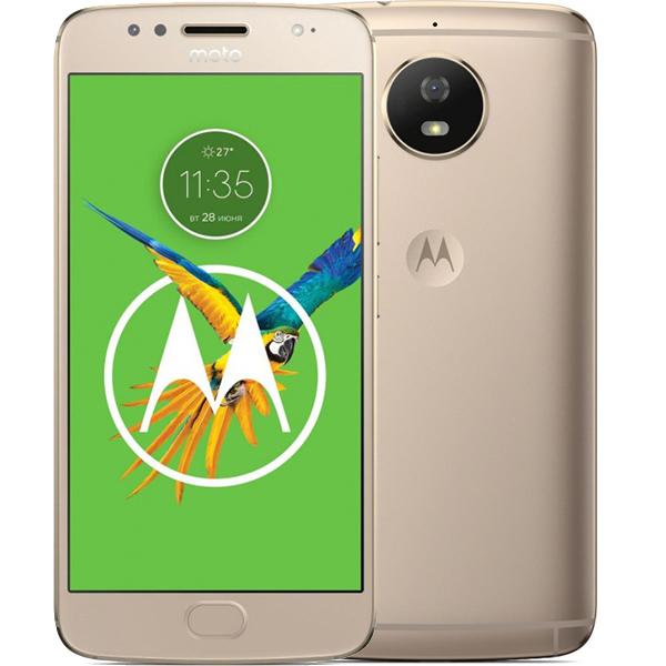 Motorola Moto G5s 3 32Gb Gold