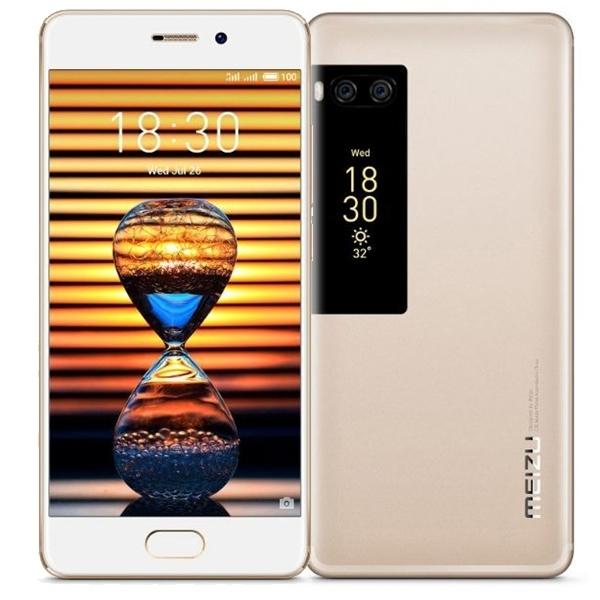 Уцененный товар Meizu Pro 7 128Gb Gold