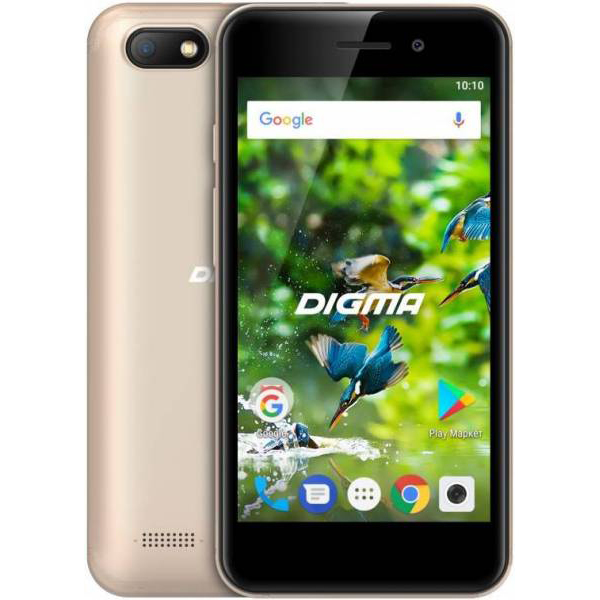 Digma Linx A453 3G Gold