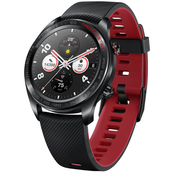 Huawei Honor Watch Magic (silicone strap) Black