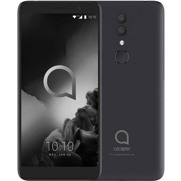 49ae5f312313f Купить смартфон Alcatel 1X 5008Y (2019) 2Gb 16Gb РСТ Черный дешево ...
