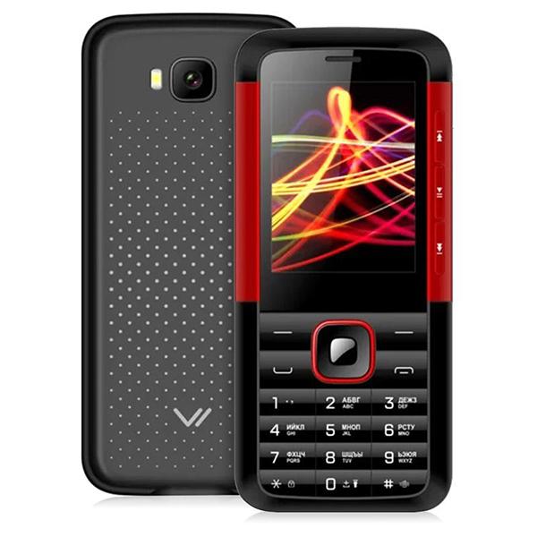 Vertex D532 Black Red