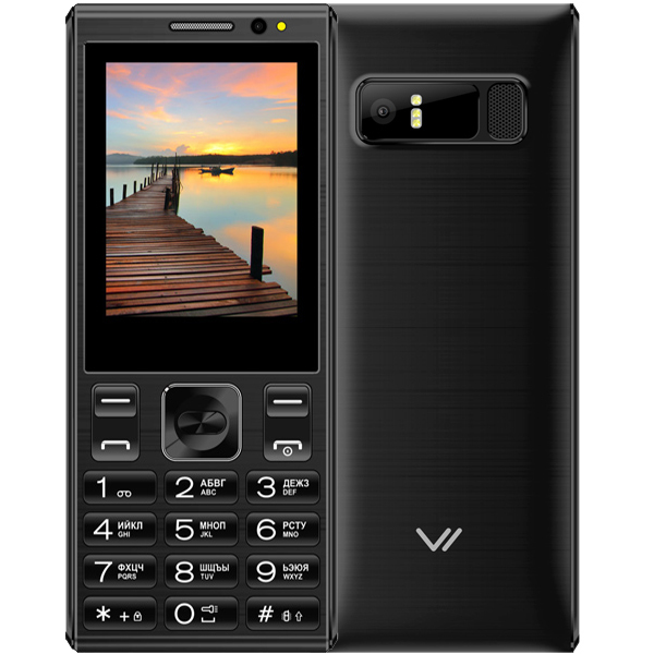 Vertex D536 Black