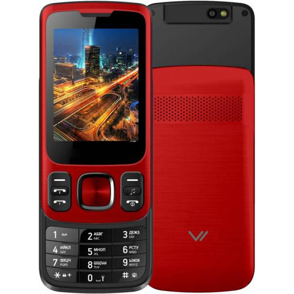 Vertex S107 Red