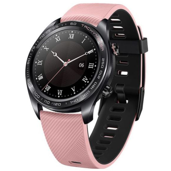 Huawei Honor Watch Magic (silicone strap) Pink