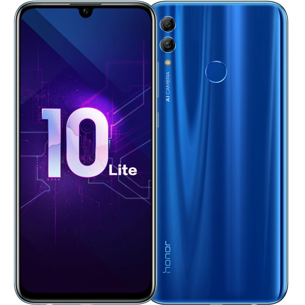 Huawei Honor 10 Lite 3 64Gb Sapphire Blue