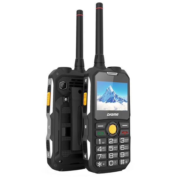 Телефон Digma Linx A230WT 2G Black Grey digma linx a230wt 2g черный