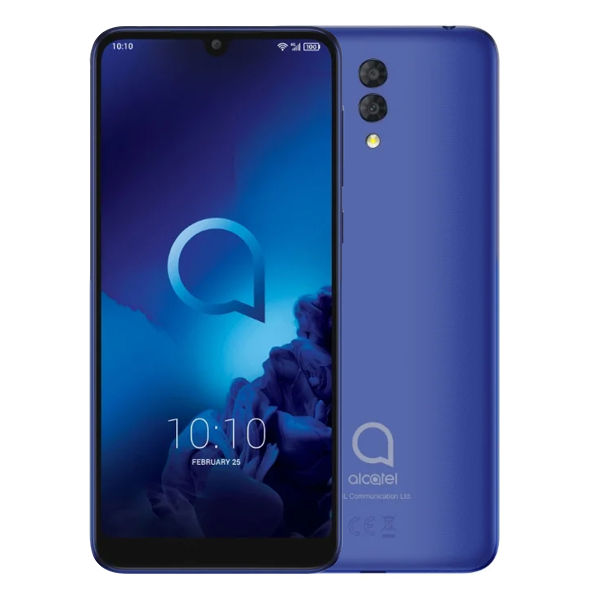 Alcatel 3L 5039D (2019) Metallic Blue