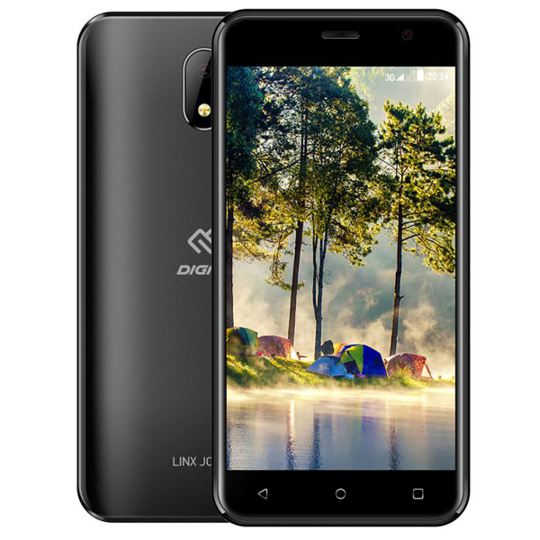 Digma Linx Joy 3G Black