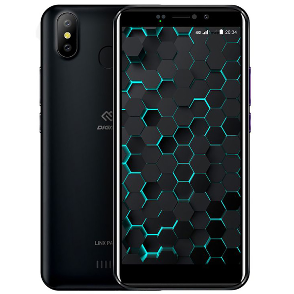 Digma Linx Pay 4G Black