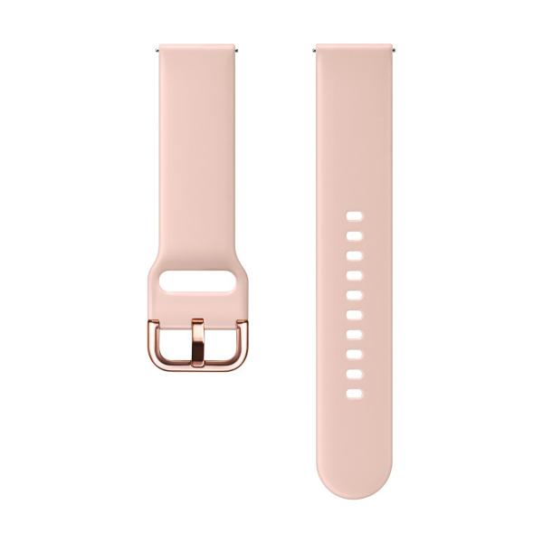 Ремешок Samsung, для Galaxy Watch Active ET-SFR50MPEGRU Светло розовый  - купить со скидкой