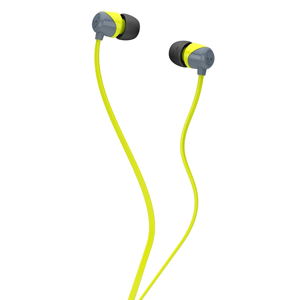 Skullcandy Jib S2DUFZ-385 Grey Hot Lime