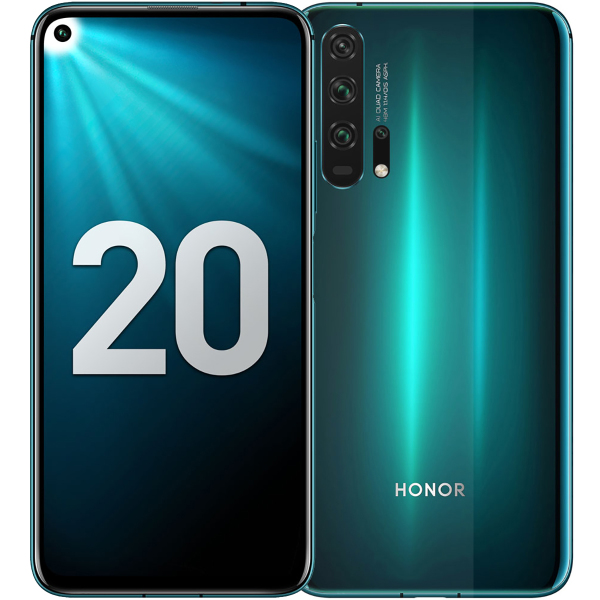 Huawei Honor 20 Pro 8 256Gb Phantom Blue