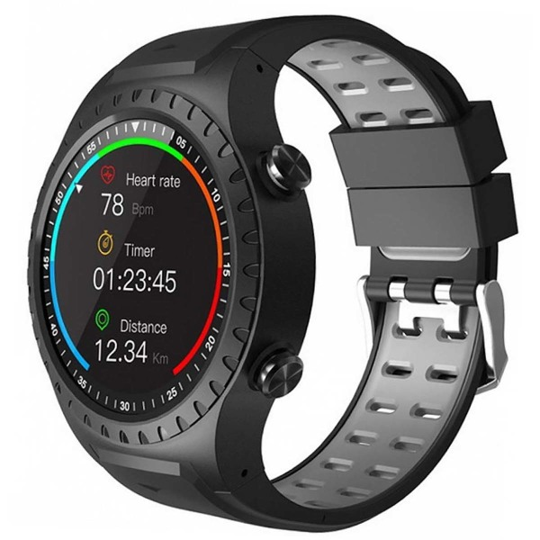 Geozon Sprint Black Grey