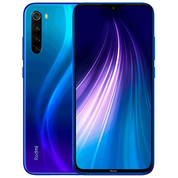 Xiaomi Redmi Note 8 4 64Gb EU Blue