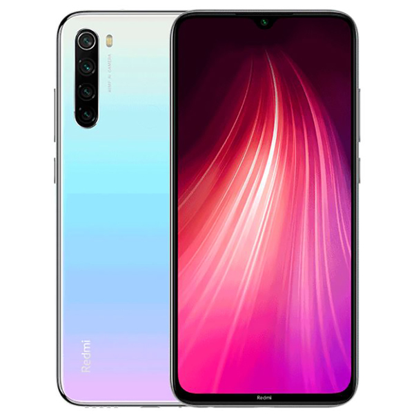 Xiaomi Redmi Note 8 4 64Gb EU White