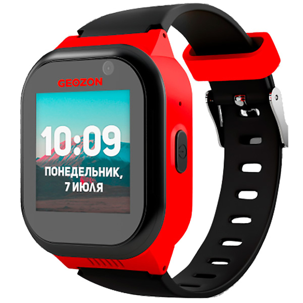 Geozon Lte Black Red