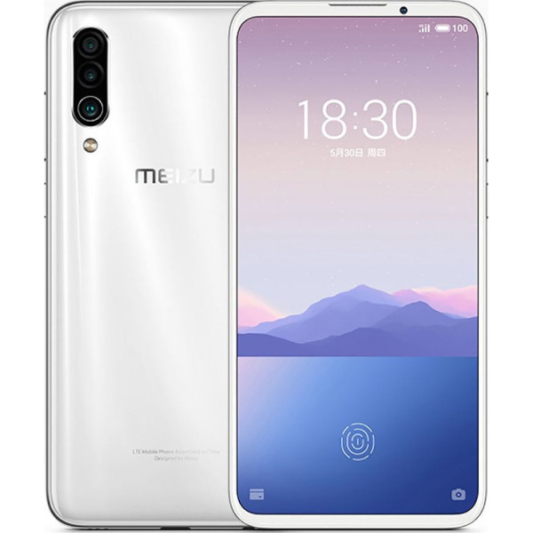 Meizu 16 Xs 6 64Gb EU White