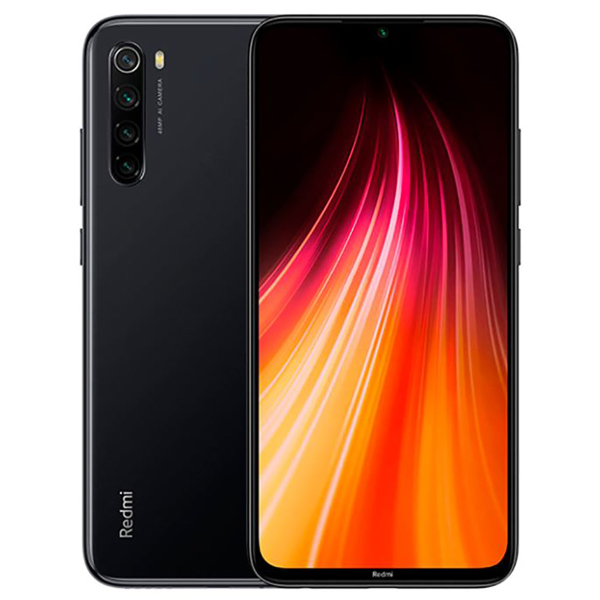 Xiaomi Redmi Note 8 4 128Gb EU Black