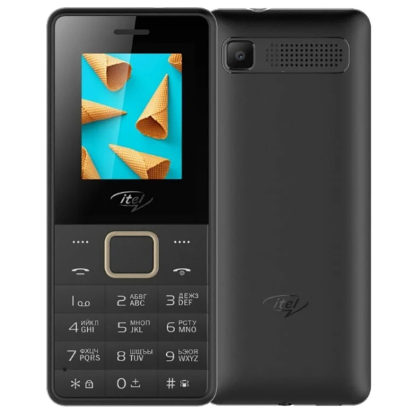 Itel it2160 Black
