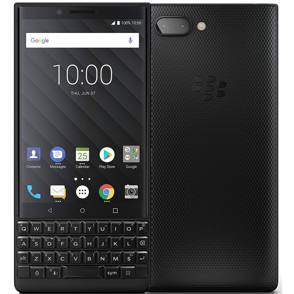 BlackBerry Key2 128Gb Black