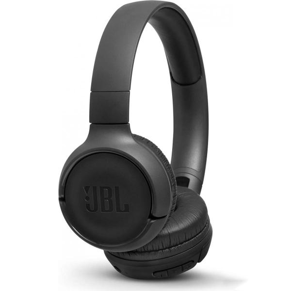 Фото - Bluetooth-наушники с микрофоном JBL Наушники с микрофоном T500BT Черные наушники с микрофоном jbl c50hi 3 5 мм вкладыши черный [jblc50hiblk]