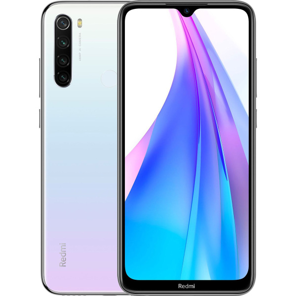Xiaomi Redmi Note 8T 4 64Gb EU White