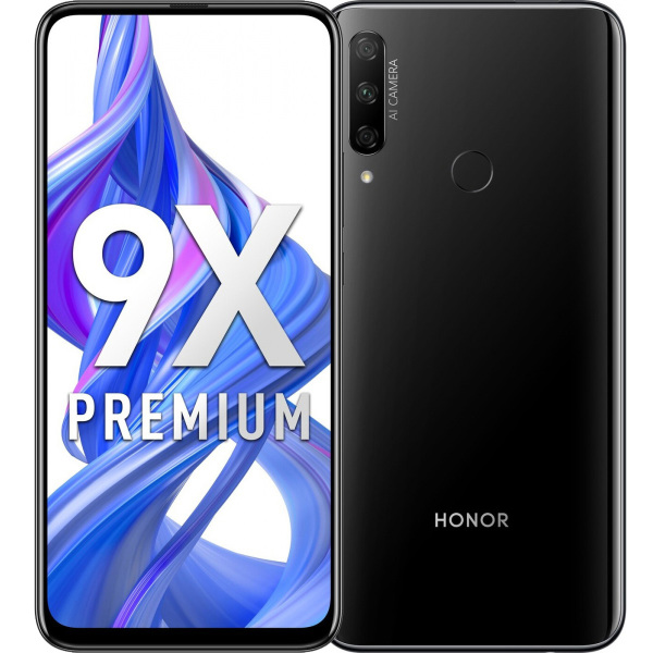 Huawei Honor 9X Premium 6 128Gb Black