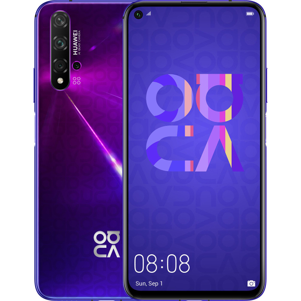 Huawei Nova 5T 6 128Gb Purple