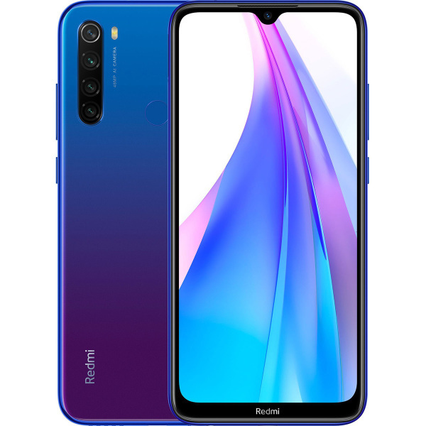 Xiaomi Redmi Note 8T 4 128Gb EU Blue