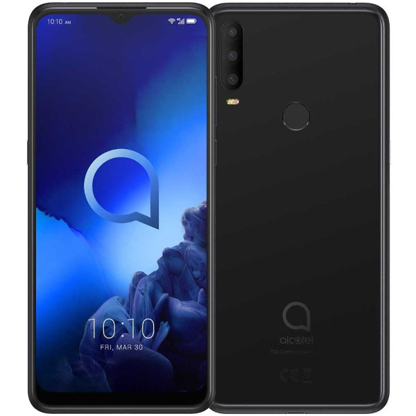Alcatel 3X (2019) 5048Y DS 4 64Gb Black