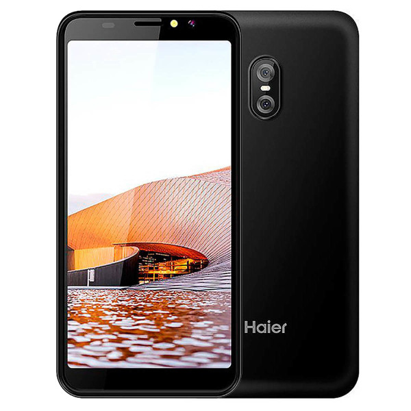Haier Alpha A6 Black