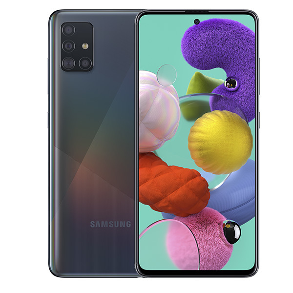 Samsung Galaxy A51 64Gb Prism Crush Black