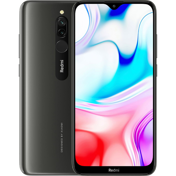 Xiaomi Redmi 8 4 64Gb Black