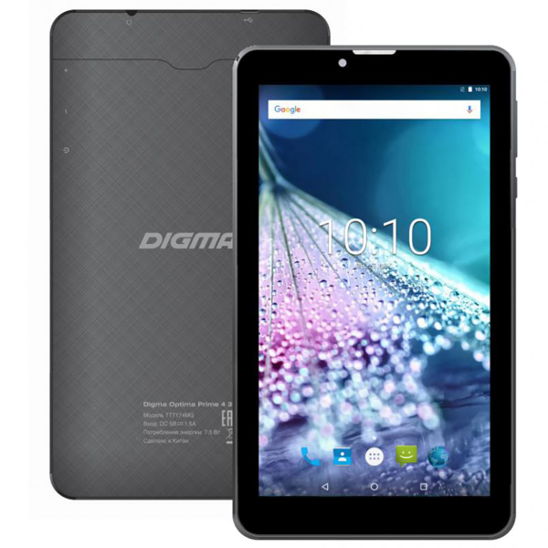 Digma Optima Prime 4 3G Black