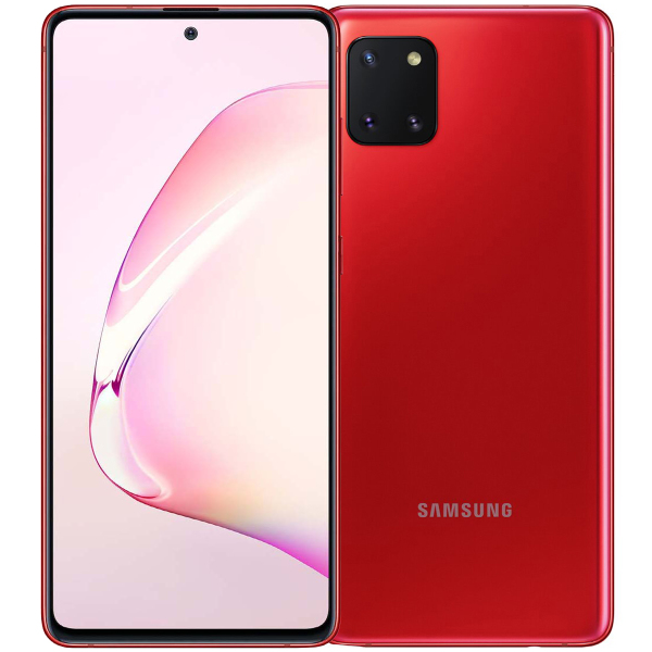 Samsung Galaxy Note 10 Lite 6 128Gb Red