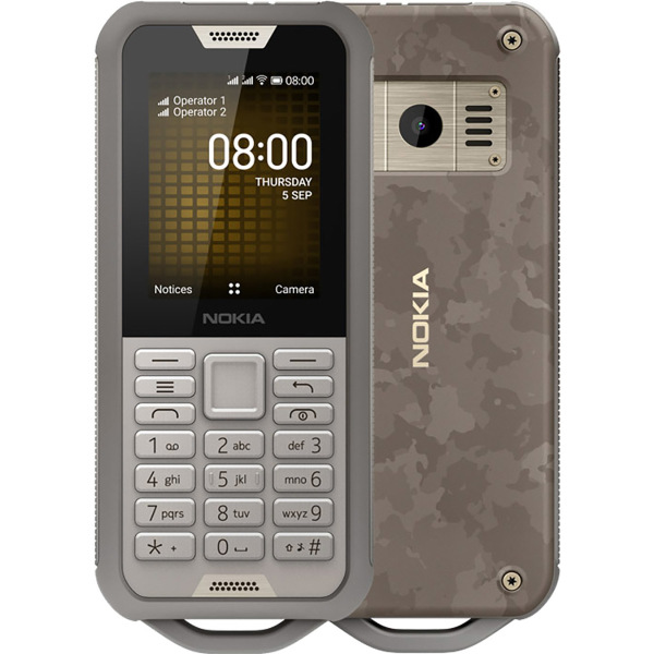 Nokia 800 Tough Sand