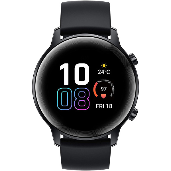 Huawei Honor Watch Magic 2 (silicone strap) Charcoal Black
